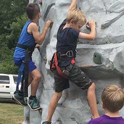 Rock Climbing Wall ($)